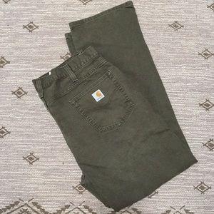 Carhartt Pants size 38/32